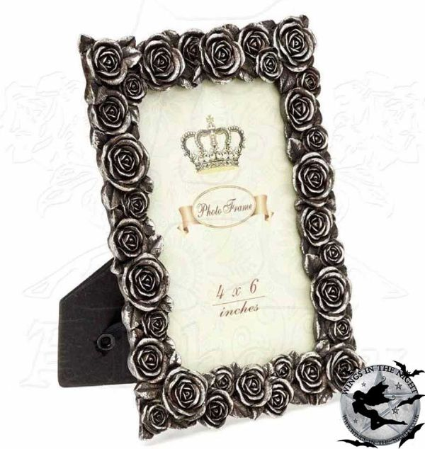 ALCHEMY GOTHIC Rose Photo Frame